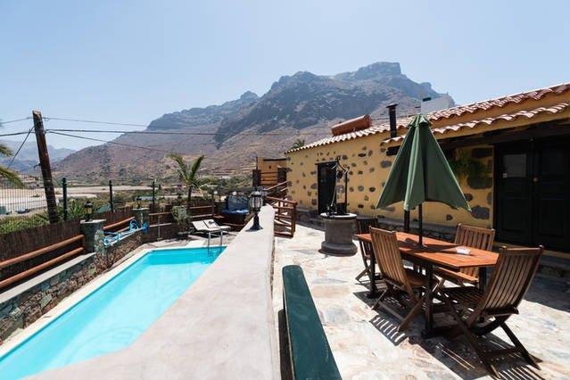 VILLA EL MOLINO, Ferienwohnung in Gran Canaria