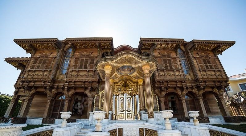 Golden Villa (Altin Kosk), location de vacances à Province d'Ankara