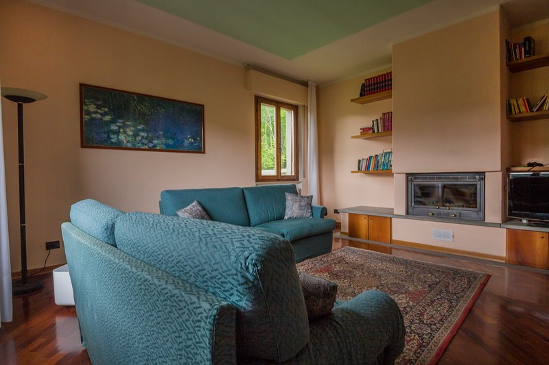 Casa in campagna relax, vacation rental in Talla