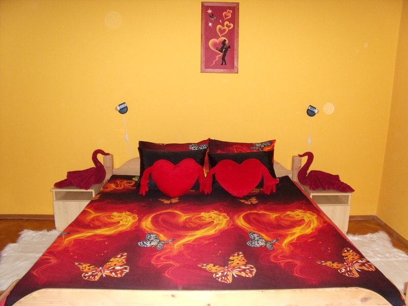 Big apartment - Romantic night package