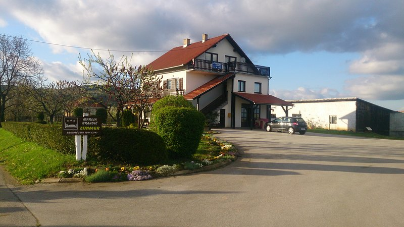 Apartment Marija Brajdic II, holiday rental in Saborsko