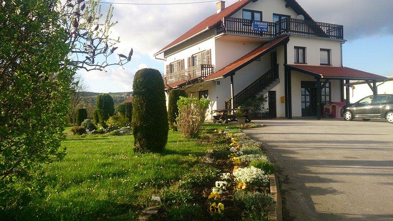 Apartment Marija Brajdic, holiday rental in Plitvice Lakes National Park
