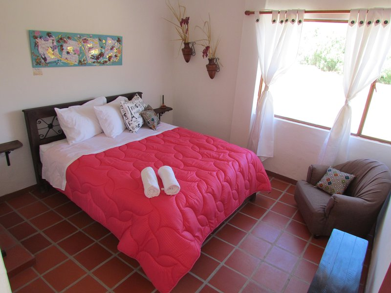 Hotel Villa del Sol, holiday rental in Chiquinquira
