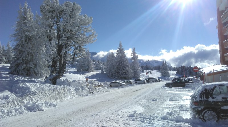 Apartment - 300 m from the slopes, holiday rental in Vaulnaveys-le-Haut