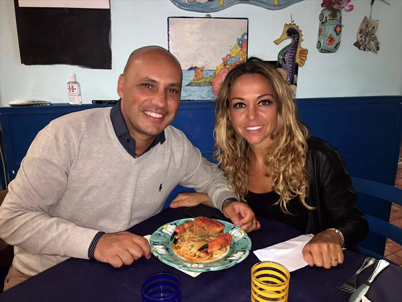 We are Claudia and Manuel, will be a pleasure to host you in our apartment