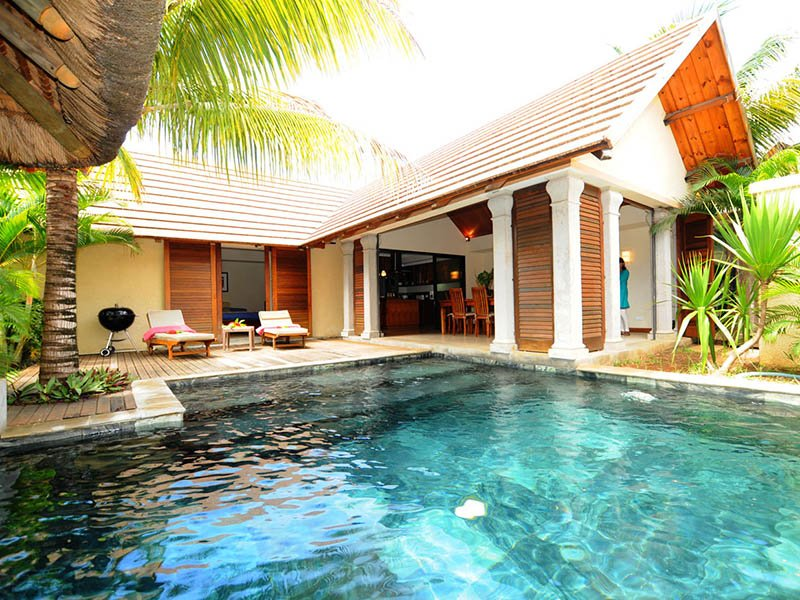 Villa Oasis Mauritius, holiday rental in Riviere du Rempart District