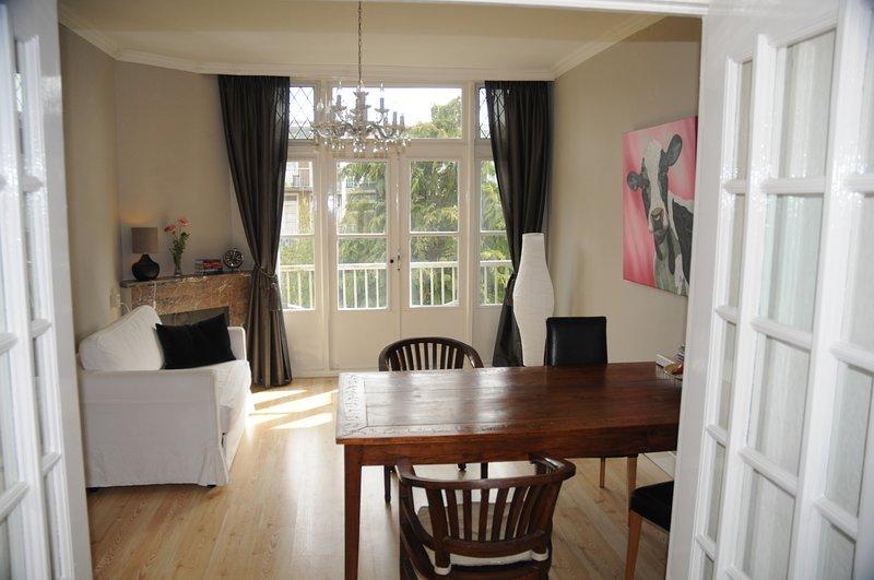 Comfortable and spacious appartment, location de vacances à Abcoude