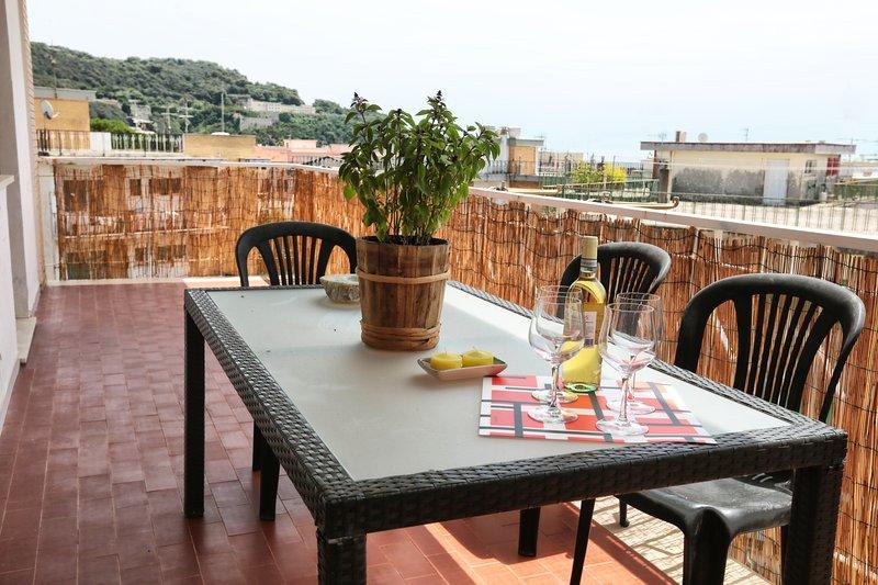 El balcón fresca