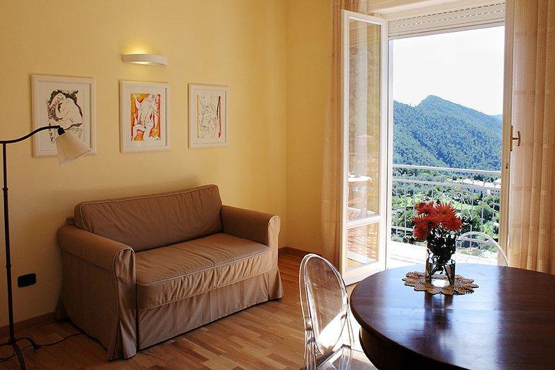 Domus Franca - Ginestra, vacation rental in Maissana