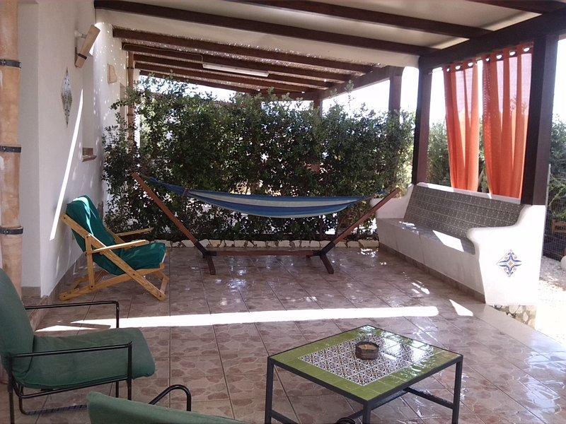 casa per vacanza verdeblu, holiday rental in Valderice