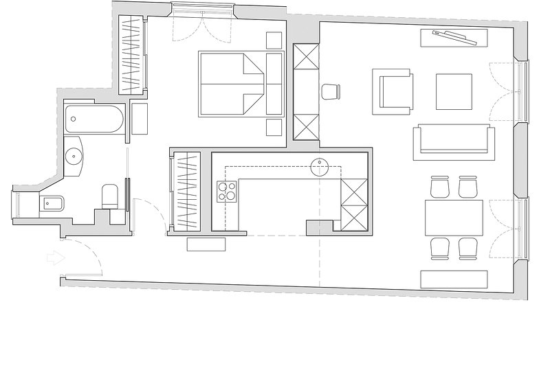 70sqm | bottenvåning