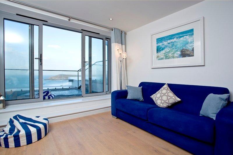 11, Crantock Bay Apartments, West Pentire, Crantock., Ferienwohnung in Crantock