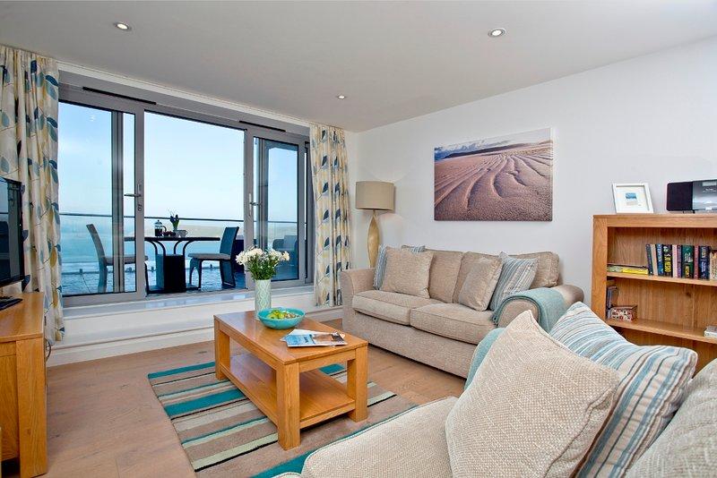 Crantock Bay Apartments, Crantock, Cornwall. No. 9, Ferienwohnung in Crantock