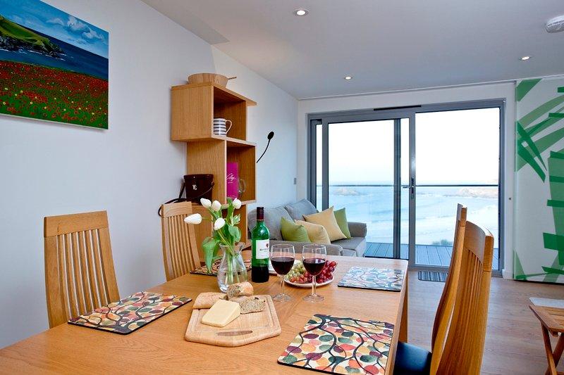 Crantock Bay Apartments, Crantock, Cornwall, No.14, Ferienwohnung in Crantock