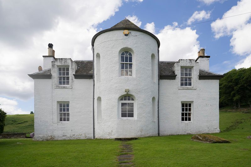Castle Peroch, Kinnaird Estate, holiday rental in Birnam