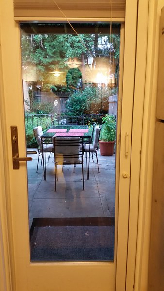 Private Garden apt- Park Slope, Brooklyn NYC Outdoor Space/Grill All Amenities, holiday rental in Brooklyn