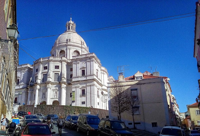 El Panteón, acogedor y cálido - Casas Maravilha Lisboa