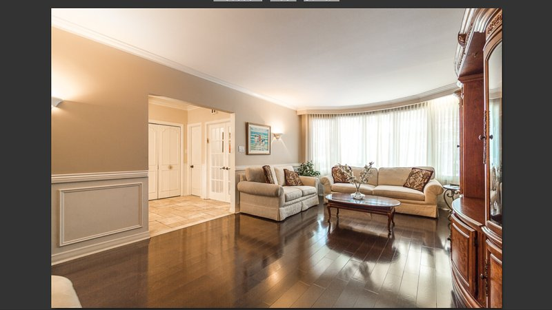 Big house 10 mns from downtown montreal, completely kosher home excellent for gu, holiday rental in Cote Saint-Luc
