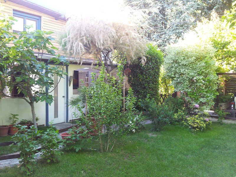Michael's Nest (up to 4bdr, House, Garden, Pool), holiday rental in Vienna