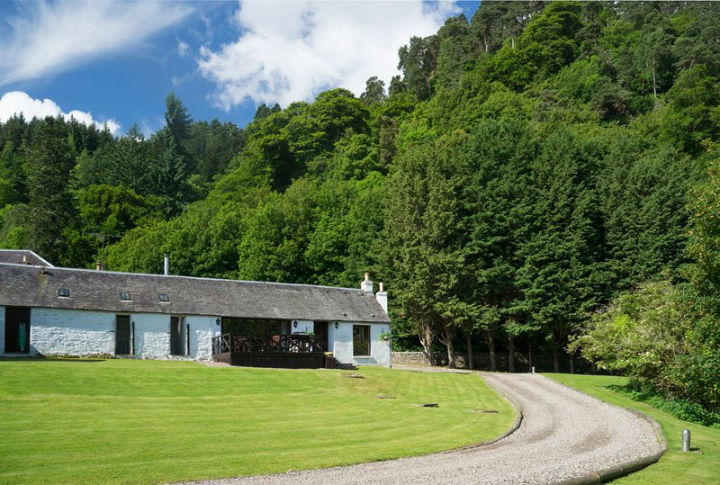 Jock Scott Cottage , Kinnaird Estate, holiday rental in Birnam