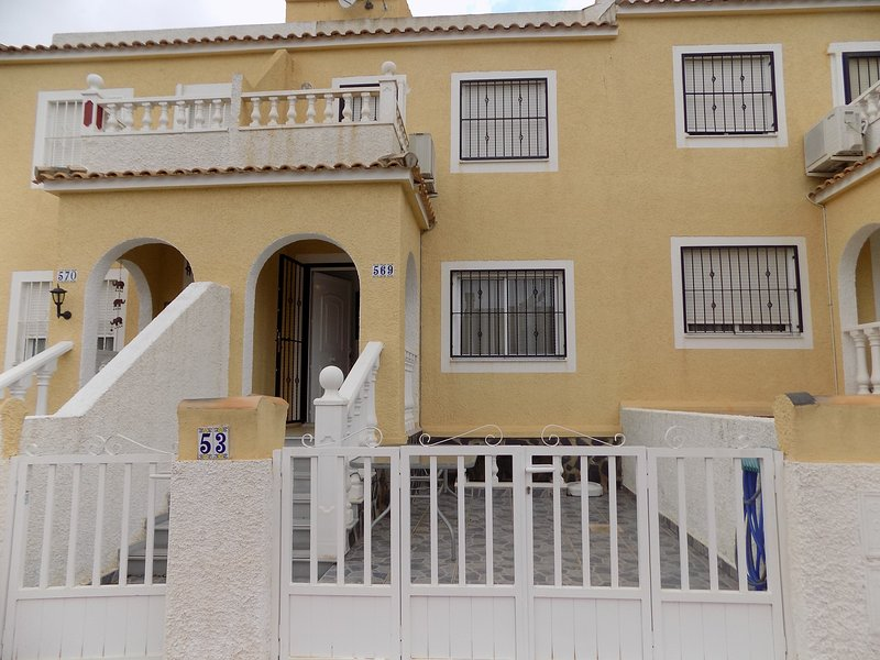 Casa Stewart, location de vacances à El Altet