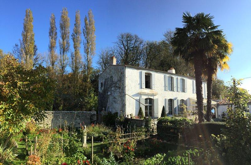 Nieul Sur Mer La Rochelle Borderie of GB guesthouse