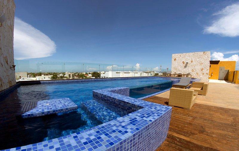 Incredible Pool Area