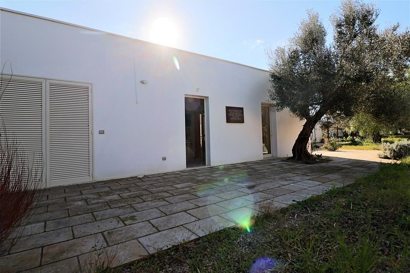 House holiday in Salento in Porto Selvaggio Natural Park, vacation rental in Nardo