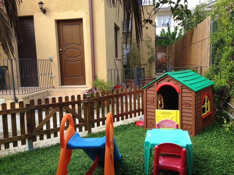 appartamento bellissimo a 250 mt dal mare, casa vacanza a Porto Sant'Elpidio