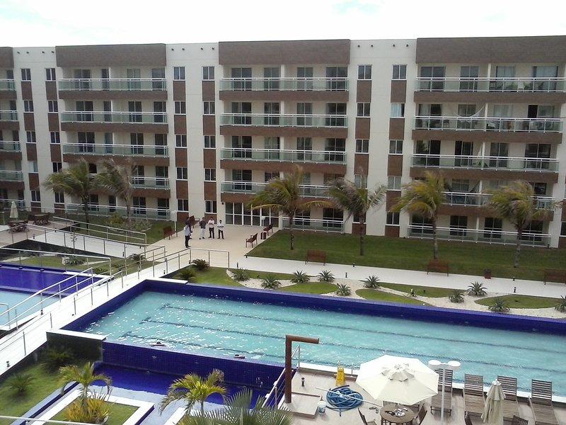 Flat VG FUN na Orla da Praia do Futuro, Fortaleza-CE, aluguéis de temporada em Fortaleza