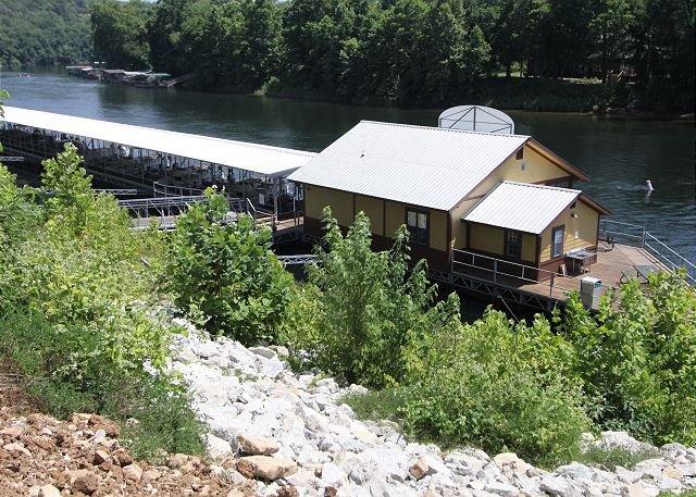Fall Creek Marina
