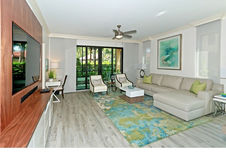 You will feel right at home in this beautiful newly remodeled condo