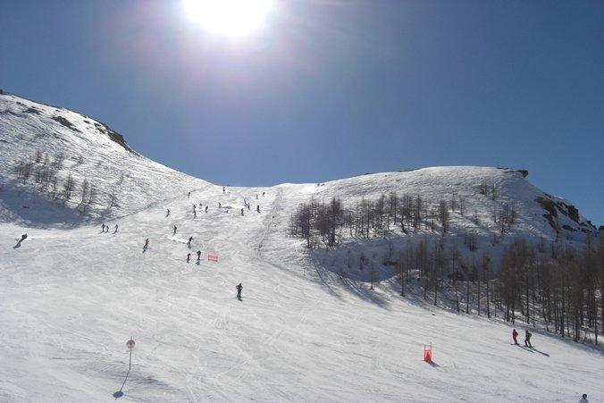 ¿O prefieres ir a esquiar?