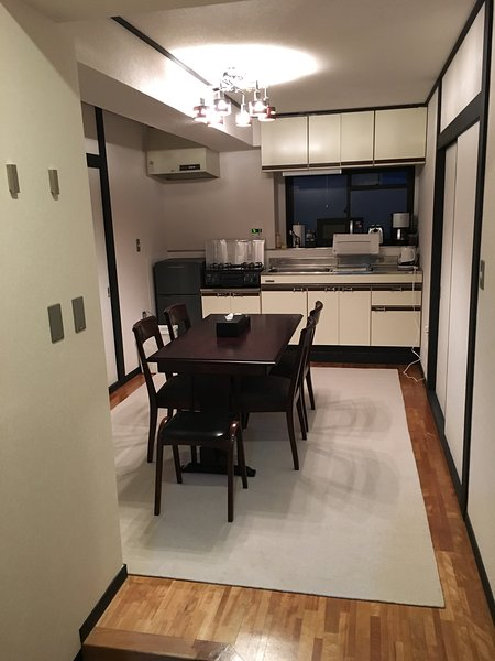 Nozawa Onsen Basecamp - Apartment #103  (2BR Self-Contained), holiday rental in Chubu