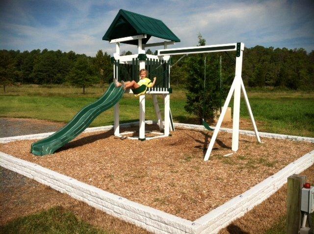 Splinter Free Playground