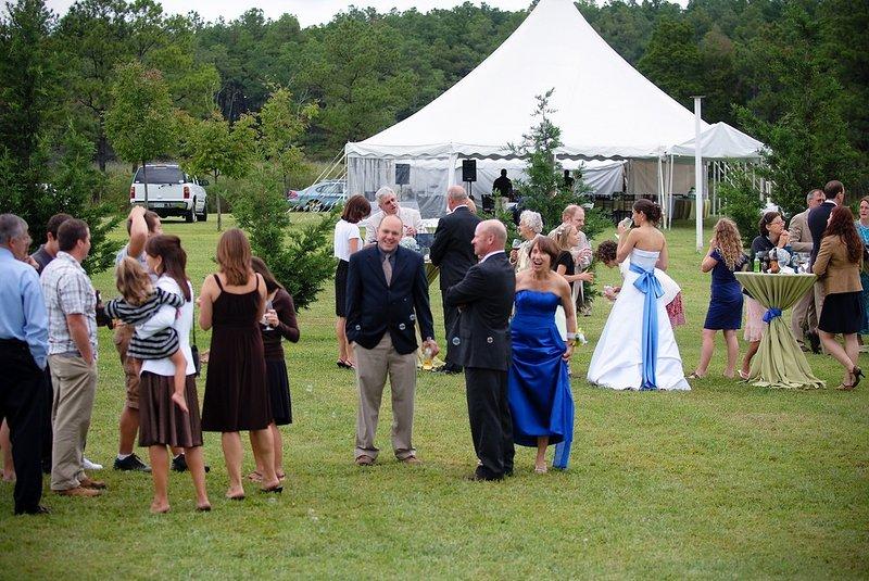 Great Weddings at Swan Cove