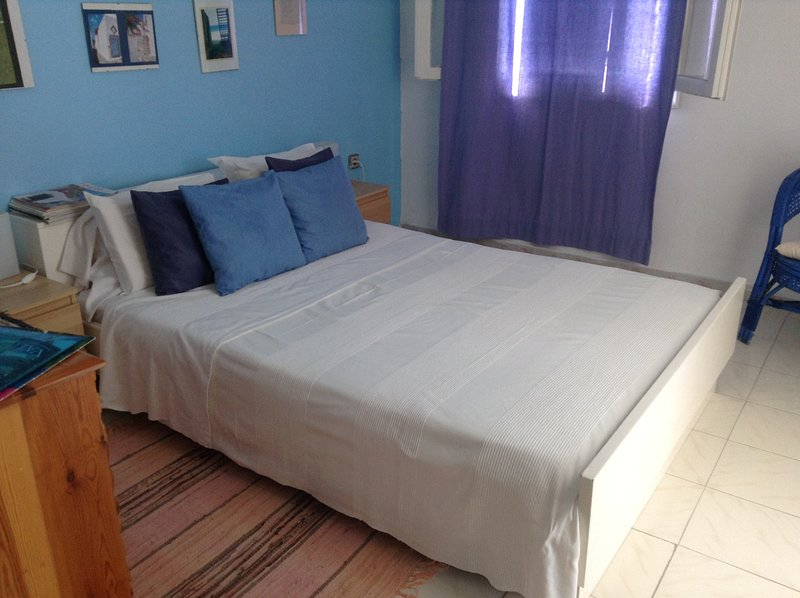 A due passi dal mare, Meltemia studio Samos N.6, holiday rental in Votsalakia