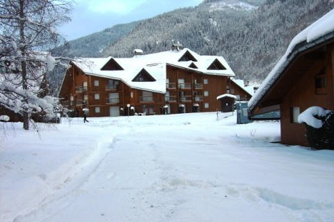 Studio 4+1 pers. - Pieds de pistes, holiday rental in Les Contamines-Montjoie