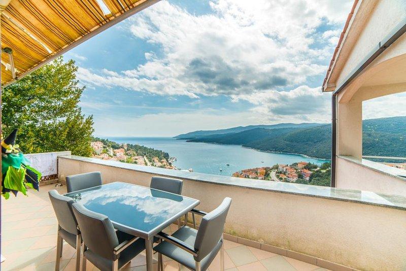 Luxury 3 Bedrooms App in Rabac - Istra, location de vacances à Rabac