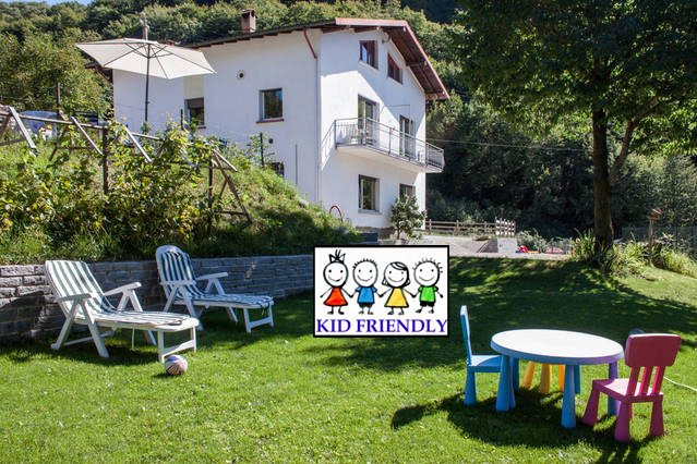 HOME and GARDEN near BELLAGIO, holiday rental in Canzo