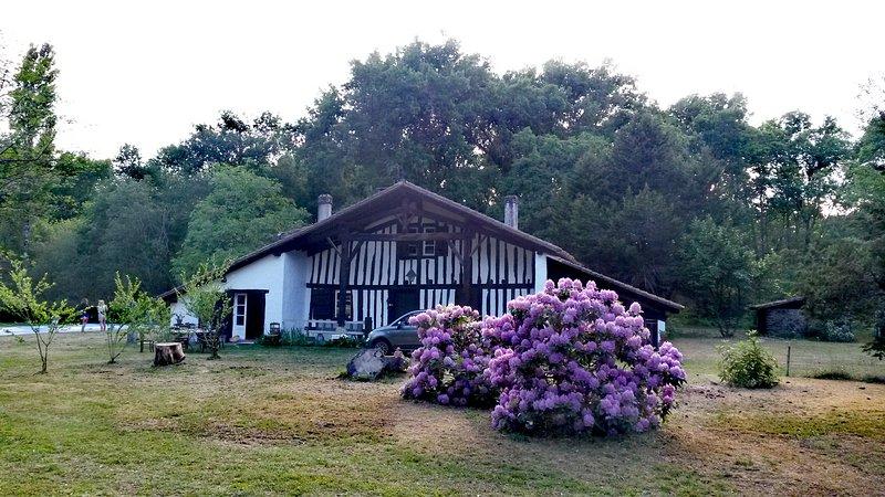 La plénitude au coeur des Landes, holiday rental in Garein