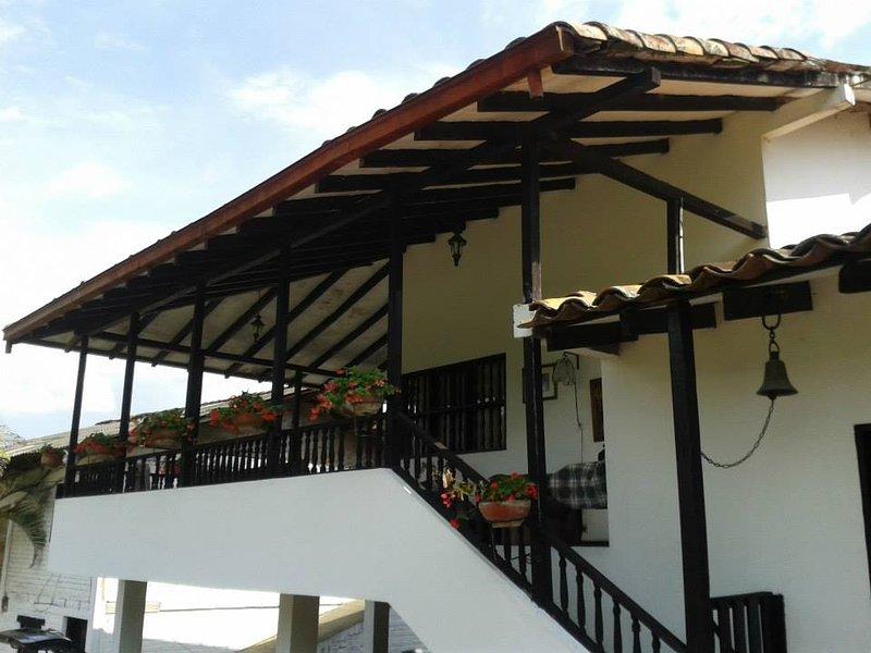 Hacienda Villa Carmen, location de vacances à Département de Risaralda