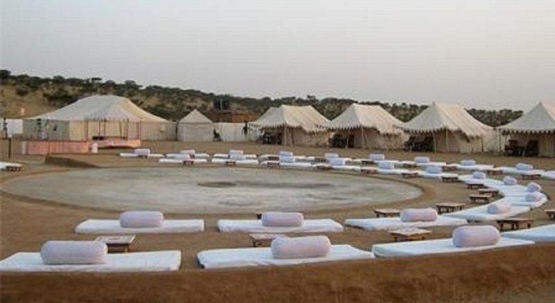 Tent Room