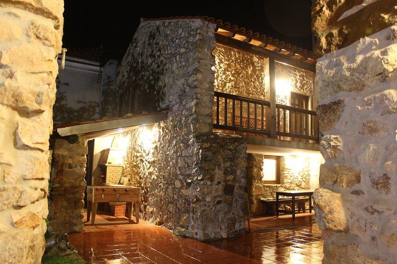 Casas do Favacal / Casa Tia Rosa, alquiler vacacional en Penela