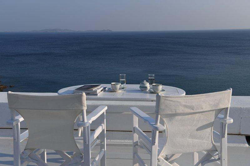 Villa Lia 50 meters from the sea, location de vacances à Laouti