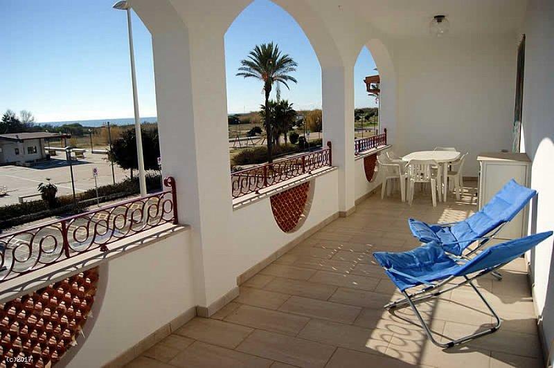 Appartamento Belvedere, vacation rental in Pescoluse