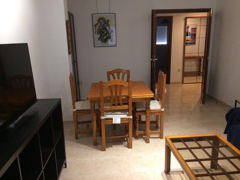Estupendo piso en Murcia. El carmen, vacation rental in Las Torres de Cotillas