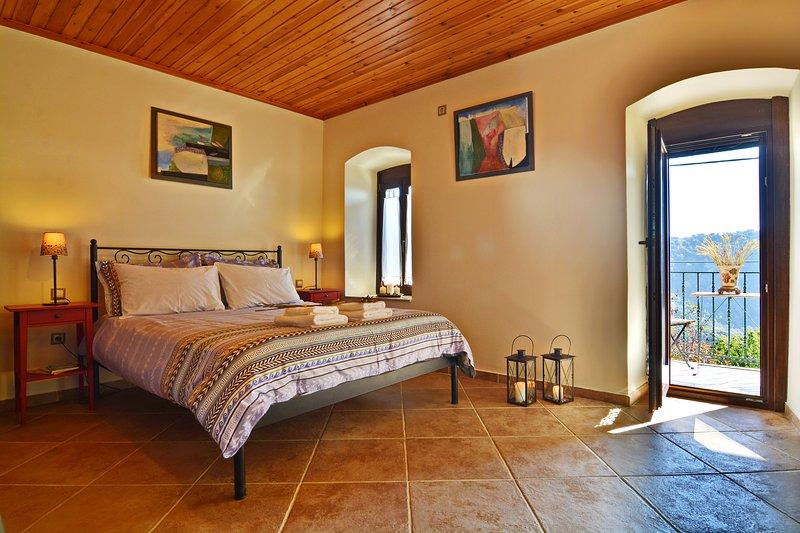 Alkisti Four Rooms, holiday rental in Arkadia Region