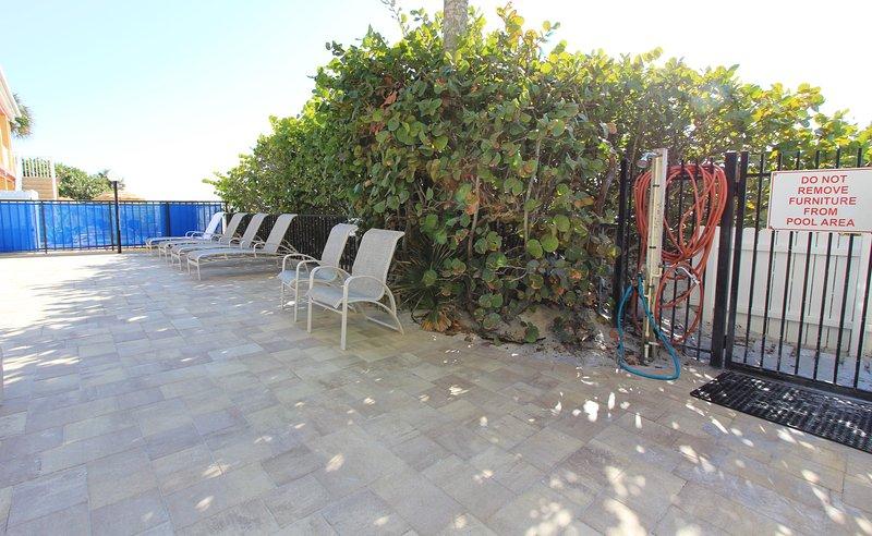 Arie Dam 402 ha accesso alla spiaggia a pochi passi dalla hall custodito e parcheggio