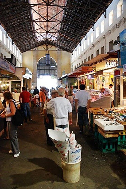 Main market at 5 min walk